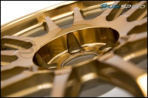 Cosmis Racing XT-206R 18x9 +33mm Hyper Bronze - 2015+ WRX / 2015+ STI