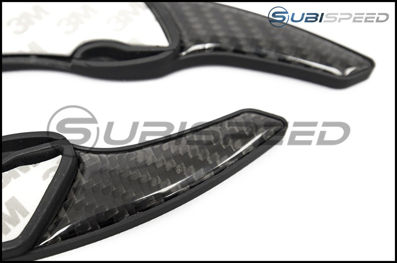 GCS EZ Carbon Automatic Flappy Paddle Extensions