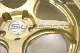 WedsSport RN-05M Gold 18x9.5 +38 - 2015+ WRX / 2015+ STI