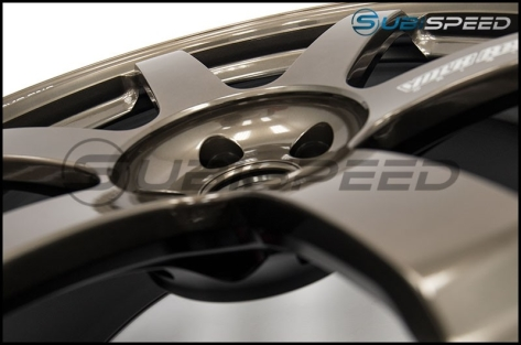 Volk TE37 SAGA Hi-Meta Bronze 18x10 +41 - 2015+ WRX / 2015+ STI