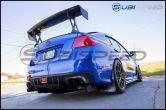 SubiSpeed Rear Diffuser (Non-Aggressive) by Verus Motorsports - 2015+ WRX / 2015+ STI