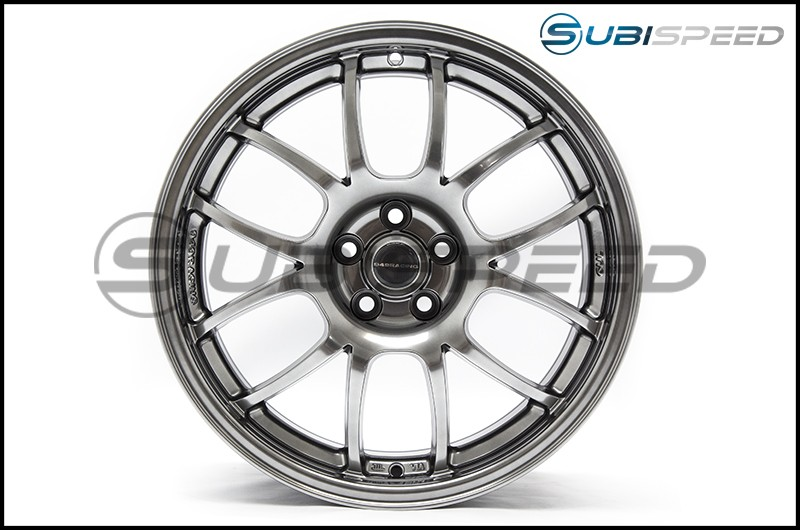 949 Racing 6UL 17x9 +40 Tungsten