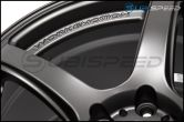 WORK Wheels Emotion T5R Matte Graphite 19x9.5 +35 - 2015+ WRX / 2015+ STI
