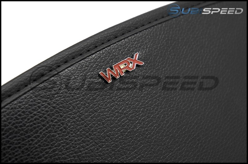 WRX Black Leather Seat Holster