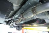 Mishimoto Catted J-pipe / Downpipe - 2015+ WRX / 2014+ Forester XT
