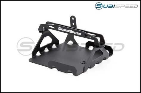 GrimmSpeed Lightweight Battery Mount Kit - 2015+ WRX / 2015+ STI
