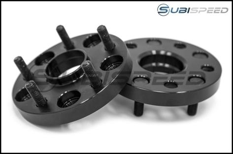 Project Kics Wheel Mate Hub Centric Spacers 20mm - 2015+ WRX / 2015+ STI