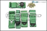 NRG 6 Point Cam Lock Seat Belt Harness - Universal