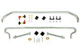 Whiteline Front and Rear Sway Bar Kit w/Endlinks - 2015-2021 Subaru STI