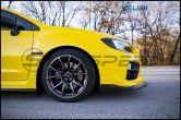 OLM CS Style Carbon Fiber Front Lip - 2015-2017 Subaru WRX / STI