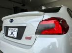 Sticker Fab Special Edition Dark Smoke Stealth Tail Light Overlays - 2015-2020 WRX & STI