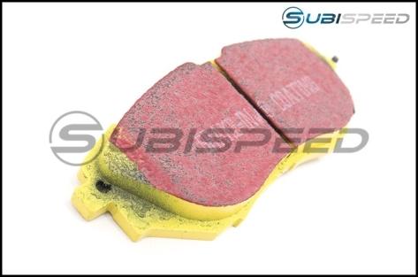 EBC Yellowstuff  Brake Pads (Front) - 2015+ WRX / 2005+ Legacy / 2010+ Outback