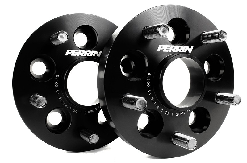 Perrin Wheel Adapter 5x100 to 5x114.3