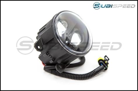 OLM Nighthawk DRL + Fog Light Housings - 2015-2021 Subaru WRX & STI / 13-16 Scion-FRS / *BRZ / Toyota 86 / 13+ *Crosstrek / 14+ Forester