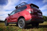 LP Aventure 2 Inch Lift Kit Black - 2014-2018 Subaru Forester