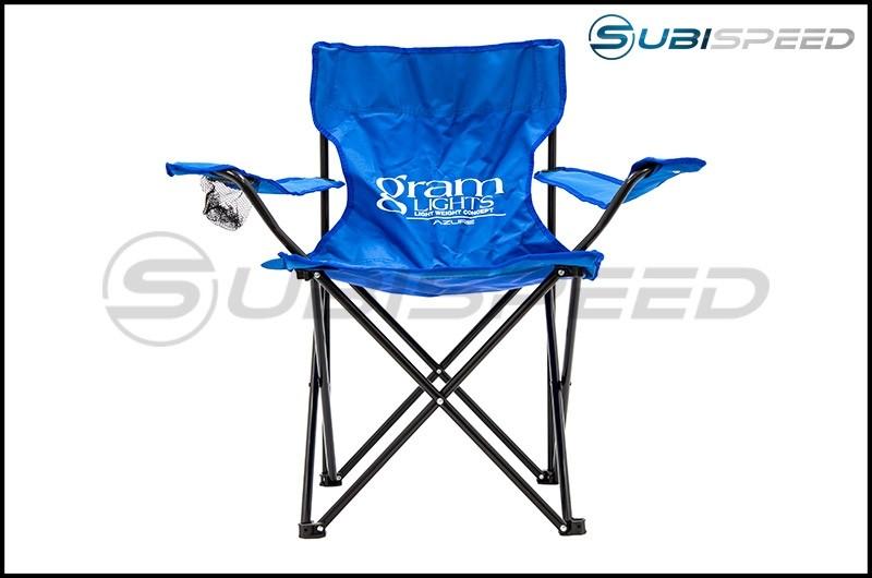 Rays Gram Lights Folding Chair
