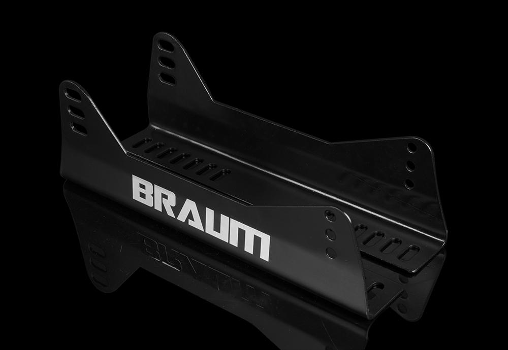 Braum Offset Universal Side Mount Bracket