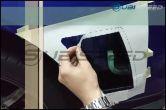 OLM S207 Rear Bumper Vent - 2015+ WRX / 2015+ STI