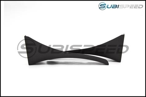 FT-86SF / Verus Front Splitter Dry Carbon Fiber Endplates - 2013+ FR-S / BRZ / 86