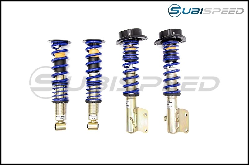 GReddy Performance Coilovers by KW Suspension
