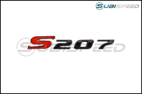 RSP S207 Emblem - 2015+ WRX / 2015+ STI