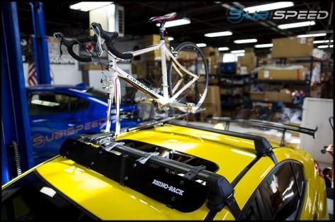 Rhino-Rack MountainTrail Bike Carrier