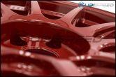 Work M.C.O Racing Type CS 18x9.5 +35mm Red - 2015+ WRX / 2015+ STI