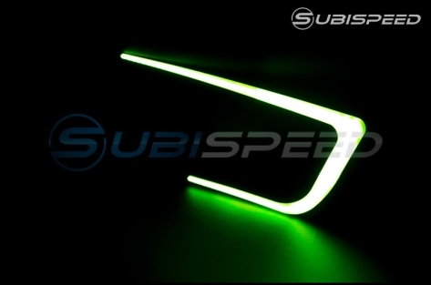 Morimoto XBT Switchback RGB LED C-light DRLs for Headlights - 2015+ WRX / 2015+ STI