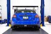 OLM Rear Window Vortex Generator - 2015-2021 Subaru WRX & STI