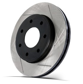 Stop Tech FR-S / BRZ RL Slotted Rotor