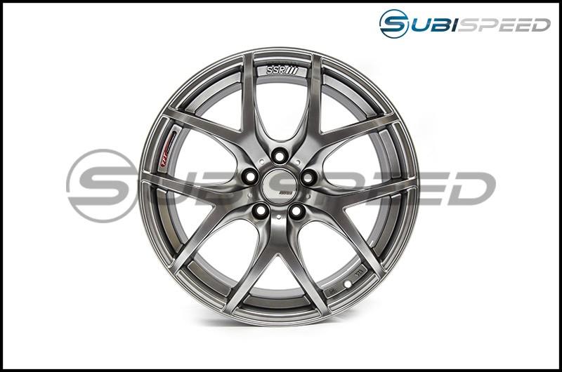 ssr-gtv03-phantom-silver-18x9-5-35mm-2015-wrx-2015-sti - 2015+ WRX / 2015+ STI
