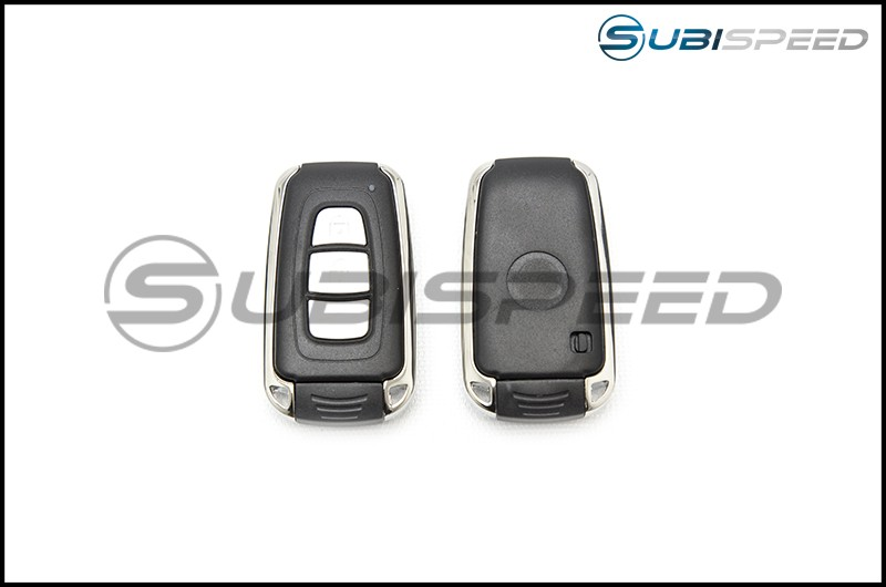 Advanced Keys Push to Start and Proximity Entry System with ROUND Access Keys