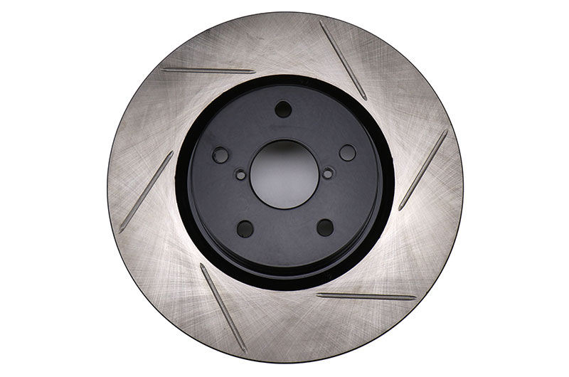Stoptech Slotted Rotor Single Front Left