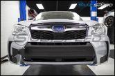 Perrin Front License Plate Relocation Kit - 2014+ Forester / 2018+ Crosstrek