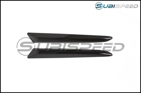 Subaru OEM Black Fender Blade Trim Covers - 2013-2016 BRZ