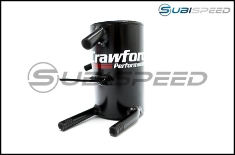 Crawford Version 3 Air Oil Separator - 2015+ WRX / 2014-2018 Forester XT