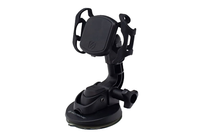Scosche TerraClamp Magnetic Heavy-Duty Suction Cup Mount