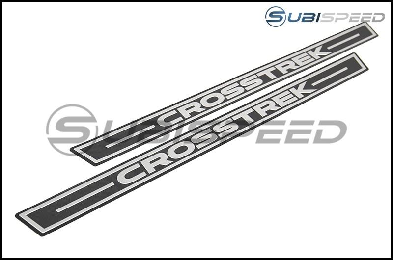 Subaru Crosstrek Door Sills
