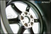 Volk TE37 SAGA Racing Green 18x9.5 +38 - 2015+ WRX / 2015+ STI