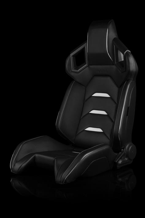 BRAUM ALPHA-X Series Sport Seats - Universal