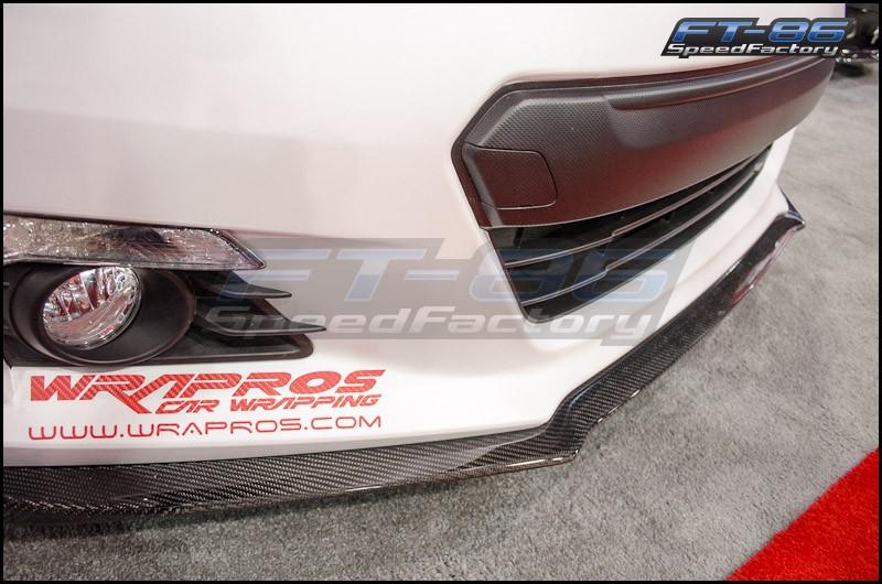 Seibon Carbon Fiber Lip (TA)