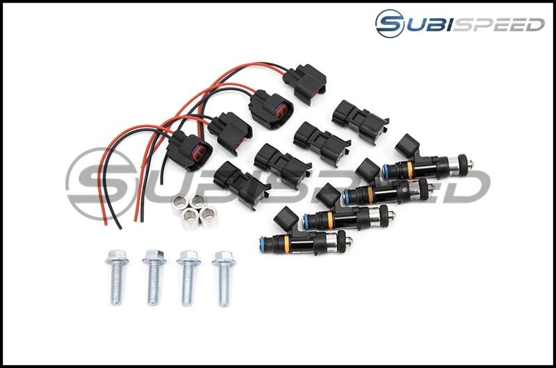 Grams Performance Fuel Injector Kit 1000cc Injectors