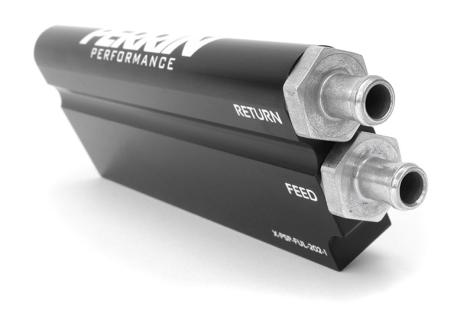 Perrin Top Feed Fuel Rail Kit - 2015+ STI