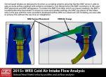 GrimmSpeed Stealthbox Intake System - 2015-2018 WRX