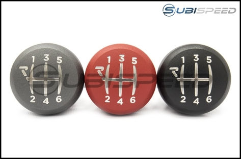 Raceseng Gated Rondure Texture Shift Knob - 2013+ FR-S / BRZ / 86