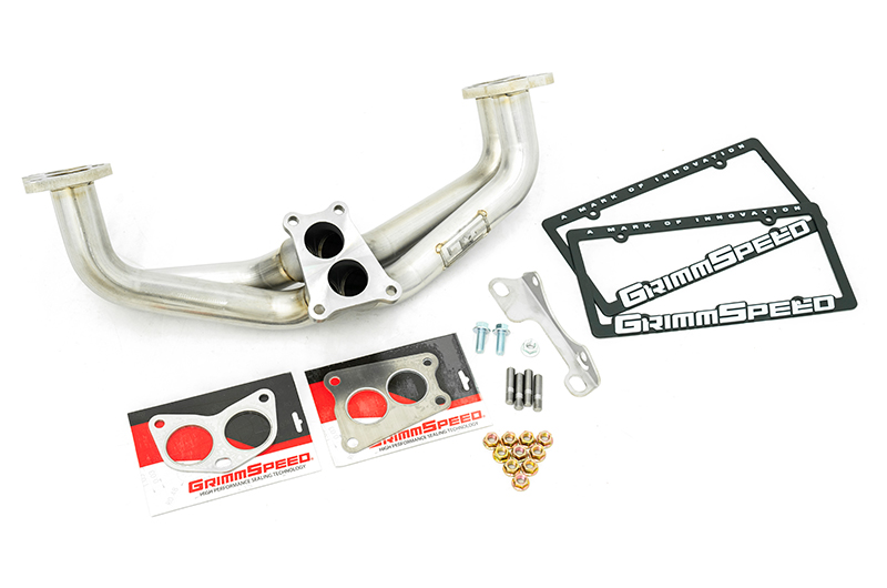 GrimmSpeed Equal Length Exhaust Header