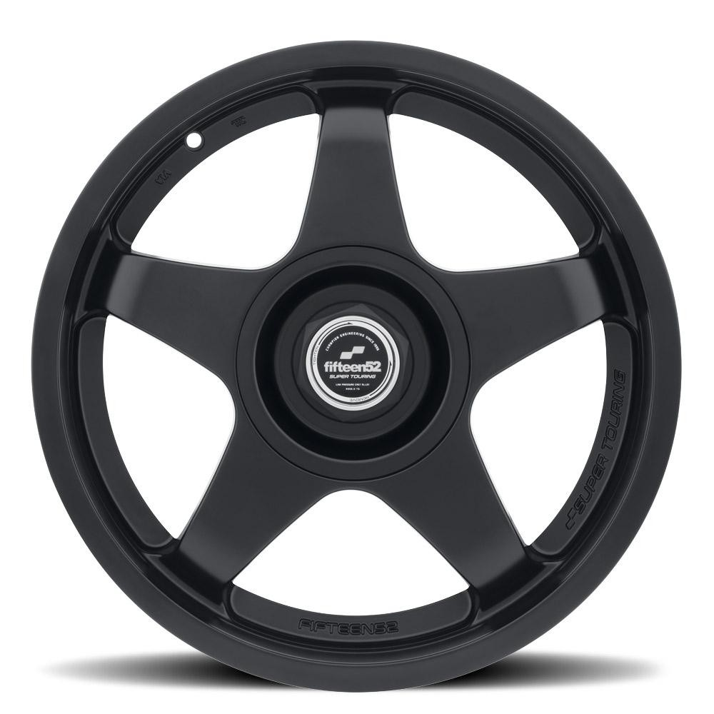 fifteen52 Chicane 18x8.5 +35 Asphalt Black