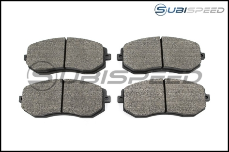 Carbotech XP20 Brake Pads - 2013+ FR-S / BRZ / 86