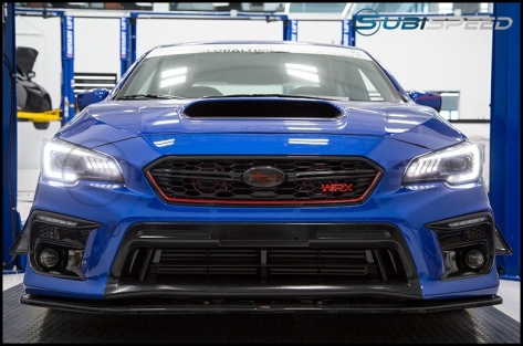 SubiSpeed V2 Redline Sequential LED Headlights - 2015-2020 *WRX / 2015-2017 STI