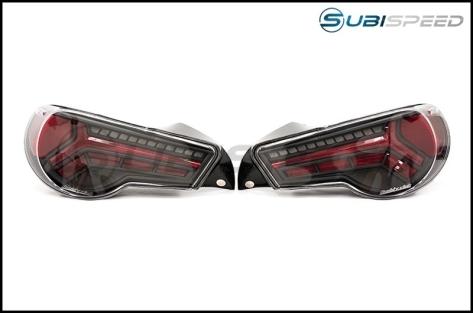 Buddy Club JDM LED Tail Lights - 2013+ FR-S / BRZ / 86